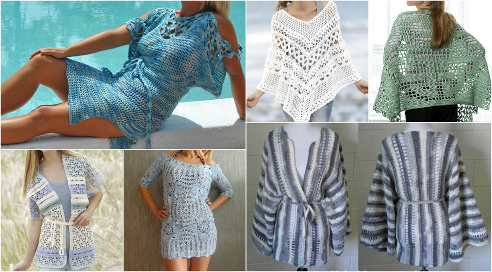 Free Summer Crochet Patterns To Get The Season Started Right Part 3