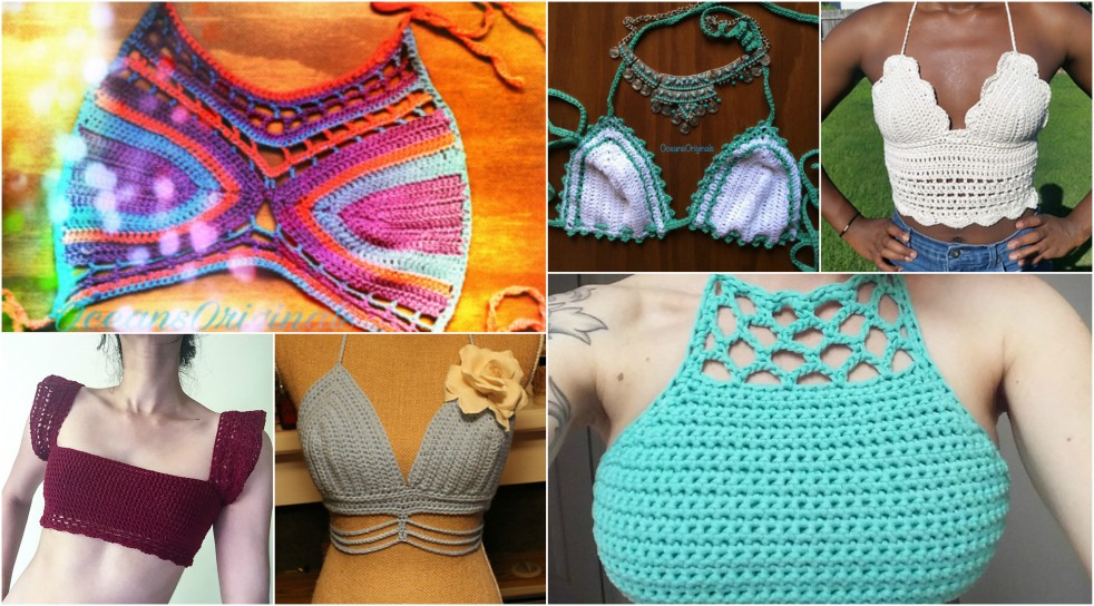 Free Summer Crochet Patterns To Get The Season Started Right Part 1