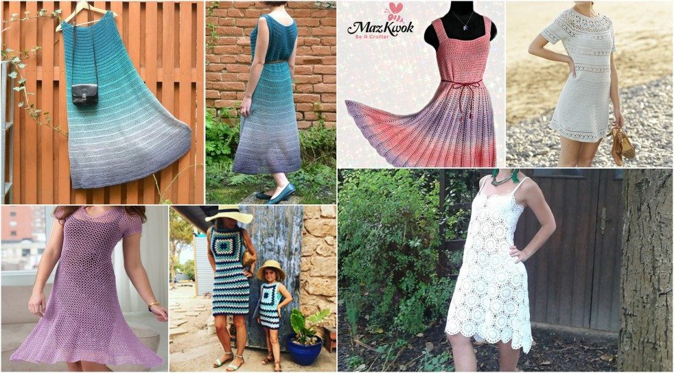 Free Summer Crochet Patterns To Get The Season Started Right Part 4